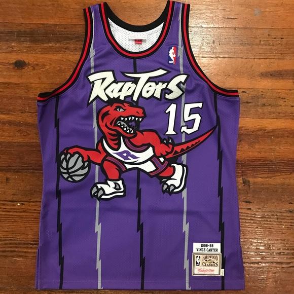 1abac7c41f2 Mitchell & Ness Other | Toronto Raptors Vince Carter | Poshmark
